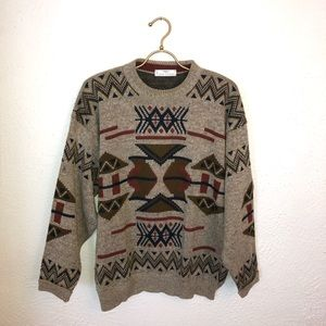 St Michael Marks & Spencer Vintage Fall Sweater